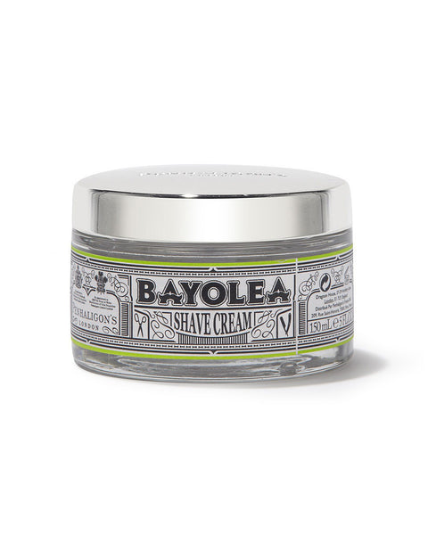Penhaligon's Bayolea Conditioning Shave Cream in Jar 150ml