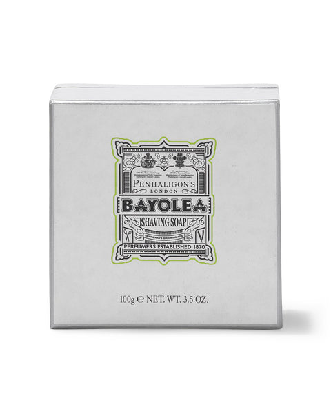 Penhaligon's Bayolea Shaving Soap in Wooden Bowl