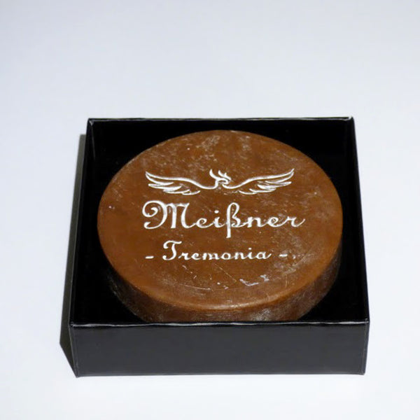 Meißner Tremonia Natural Bay Rum Shaving Soap 95g