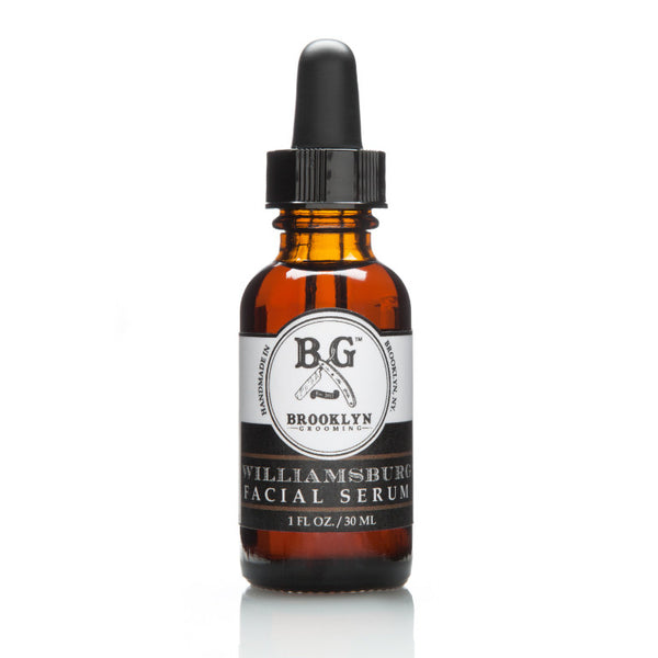 Brooklyn Grooming Face Serum - Williamsburg 1 oz