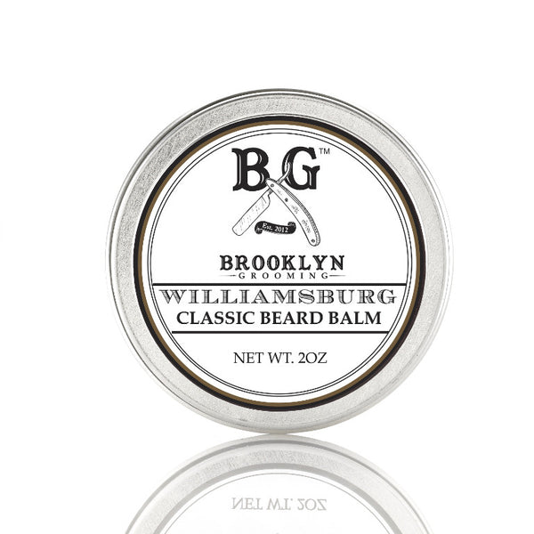 Brooklyn Grooming Beard Balm - Williamsburg 2oz