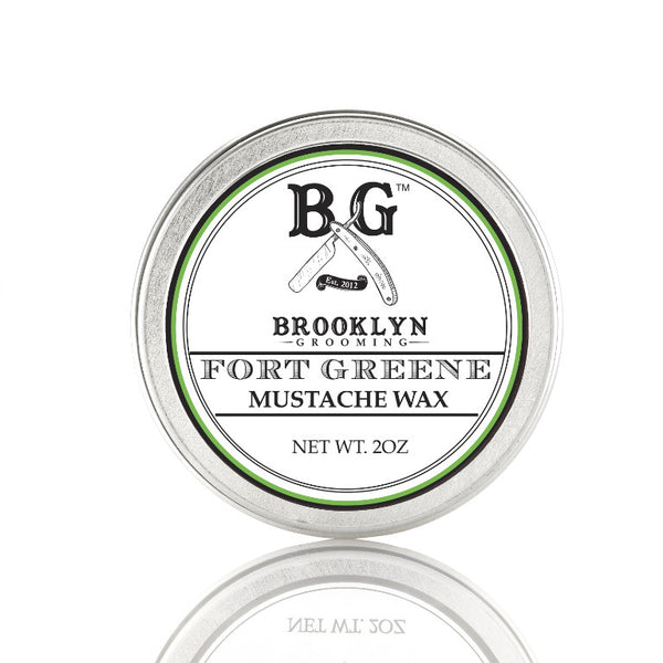 Brooklyn Grooming Mustache Wax - Fort Greene 2oz