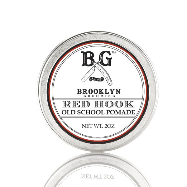 Brooklyn Grooming Hair Pomade -  Red Hook 2oz