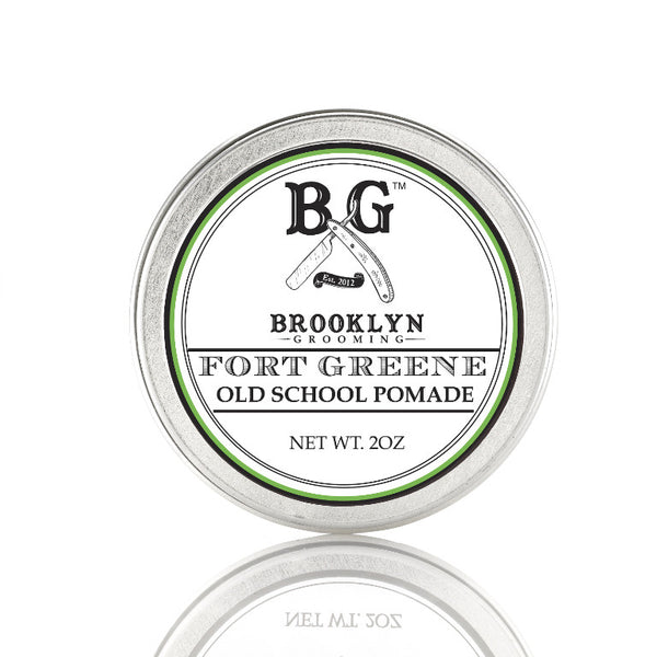 Brooklyn Grooming Hair Pomade -  Fort Greene 2oz