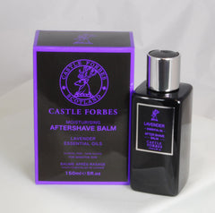 Castle Forbes Lavender Essential Oil After Shave Balm