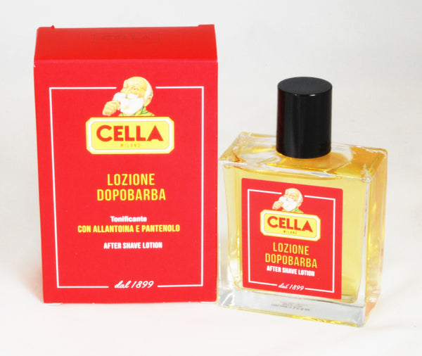 Cella Classic Italian Shave Aftershave Lotion