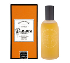 Czech & Speake Citrus Paradisi Cologne Spray 100ml - Straight Razor Designs