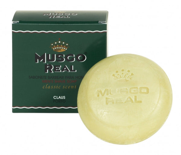 Musgo Real Shaving Soap - Classic