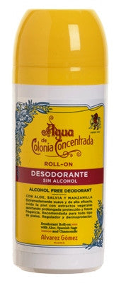 Alvarez Gomez Agua de Colonia Concentrada Roll-on Deodorant