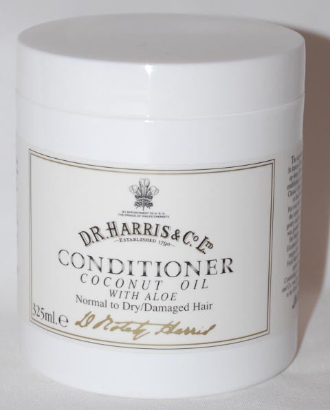 D.R. Harris Coconut Oil Cream Conditioner 150ml or 325ml