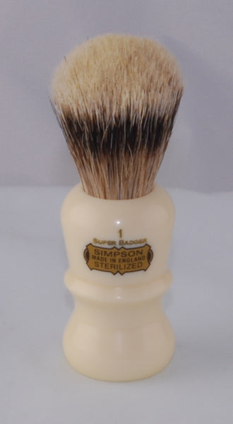 Simpson Emperor 1 Super Badger
