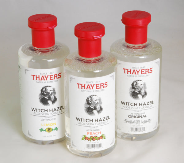 Thayers Witch Hazel Astringent with Aloe Vera Formula