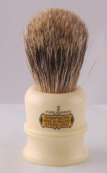 Simpson Duke 2 in Pure Badger