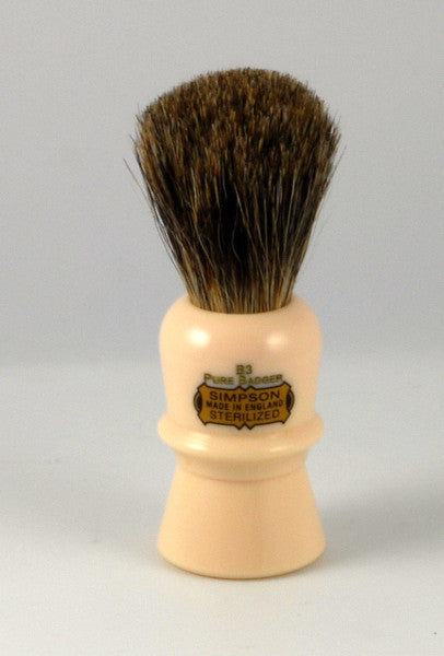 Simpson Beaufort 3 Pure Badger