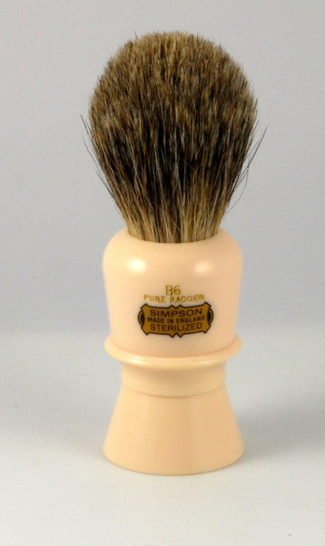 Simpson Beaufort 6 Pure Badger
