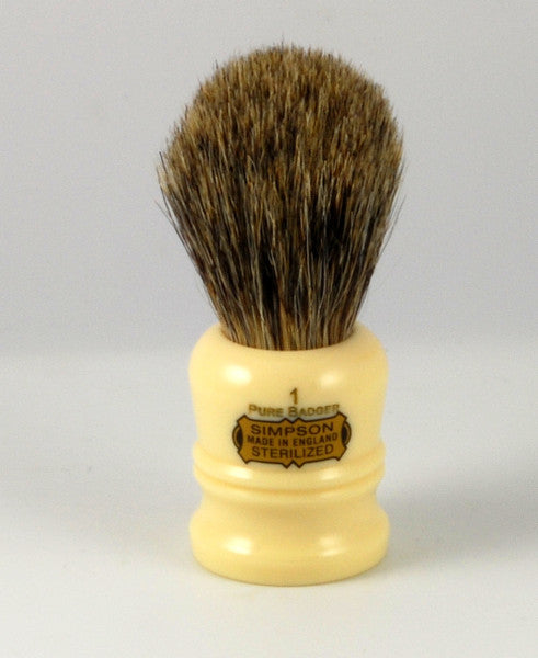 Simpson Duke 1 in Pure Badger