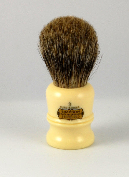 Simpson Duke 3 in Pure Badger