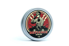 Dr. Jon's Defiance Natural Vegan Shaving Soap Vol. 2 - 4 oz. - Straight Razor Designs