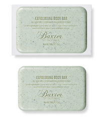 Baxter of California Exfoliating Body Bar - Straight Razor Designs