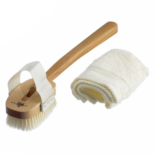 Kent Shower & Bath Brush FD3 with Detachable Head