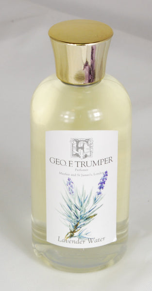 Geo. F. Trumper Lavender Water Splash 100ml Travel