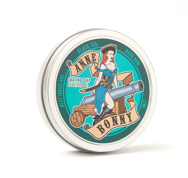Dr. Jon's Anne Bonny Vegan Shaving Soap Vol. 2 - 4 oz.