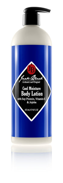 Jack Black Cool Moisture Body Lotion 16oz