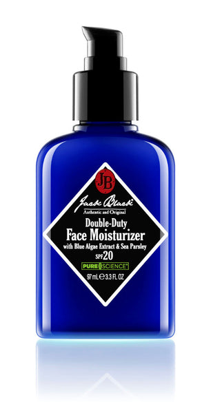 Jack Black Double-Duty Face Moisturizer SPF 20 3.3oz