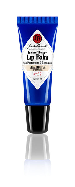 Jack Black Intense Therapy Lip Balm SPF 25 - 5 Great Flavors