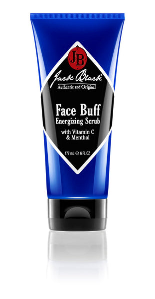 Jack Black Face Buff Energizing Scrub Pre-Shave 6 oz Tube