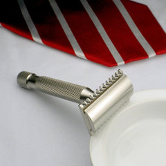 Above The Tie Kronos H2 Open Comb Double Edge Safety Razor - Straight Razor Designs