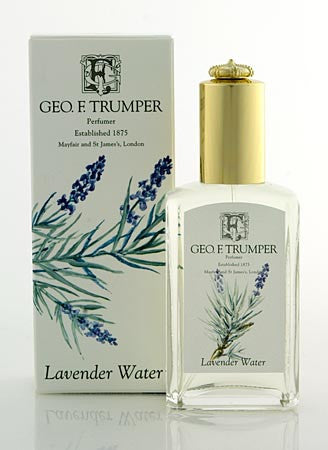 Geo. F. Trumper Lavender Water Glass Atomiser 50 ml