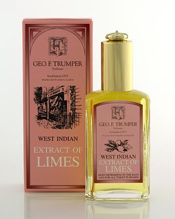 Geo. F. Trumper Extract of Limes Cologne Glass Atomiser 50ml
