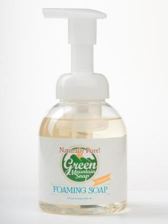 Green Mountain Soap Liquid Coconut/Olive Oil Soap Foamer