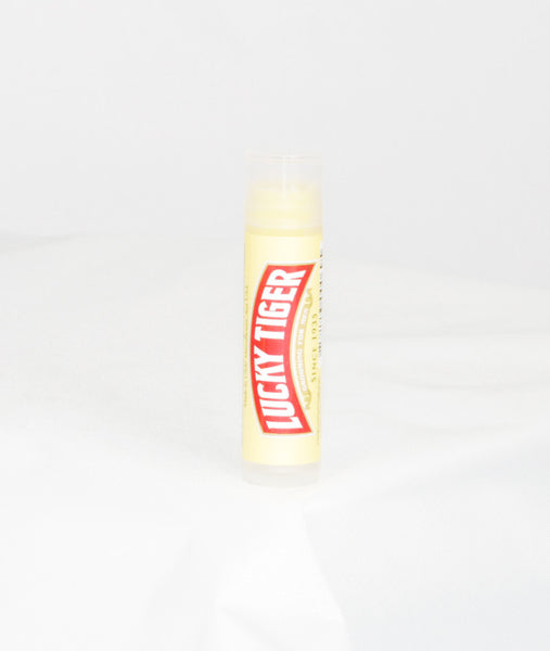 Lucky Tiger Natural Peppermint Lip Balm