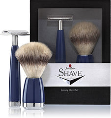 Jack Black Luxury Shave Set - Straight Razor Designs