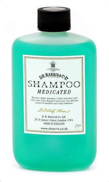 D.R. Harris Medicated Shampoo 100ml or 250ml