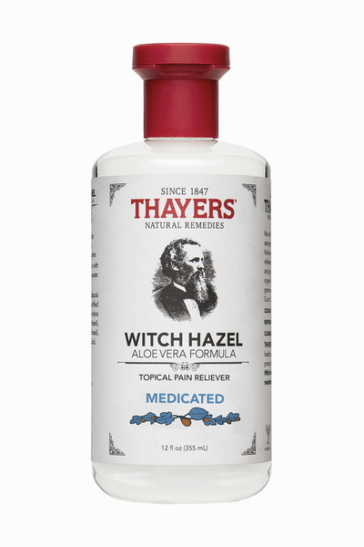 Thayers Medicated Superhazel with Aloe Vera Formula Astringent