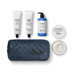 Baxter of California Shaver's Skincare Kit - Straight Razor Designs