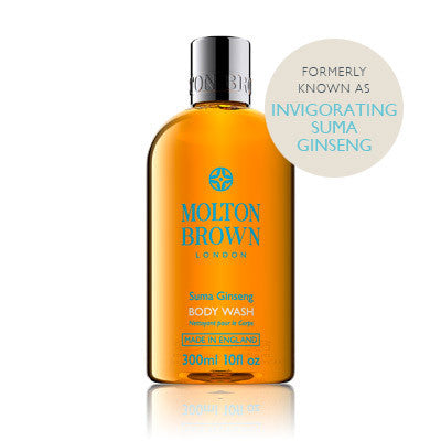 Molton Brown Suma Ginseng Bath Wash