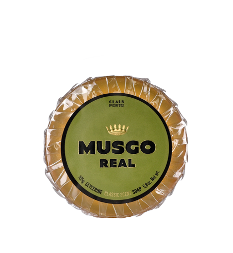 Musgo Real Glyce Lime Oil Soap - Classic Scent