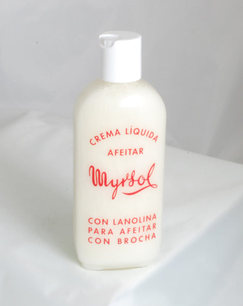 Myrsol Liquid Shaving Cream 200ml