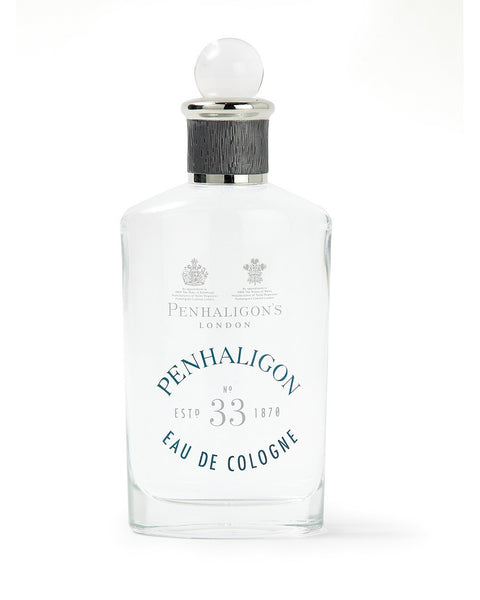 Penhaligon's No.33 Eau De Cologne 50ml & 100ml