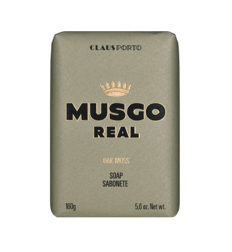 Musgo Real Men's Body Soap - No. 2 Oak Moss