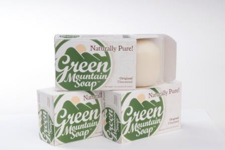 Green Mountain Soap Original Formula Bar Soap 3-Pack