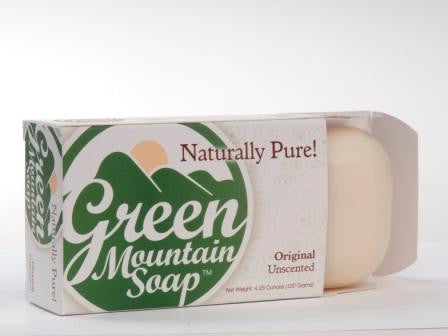 Green Mountain Soap Original Formula Bar Soap