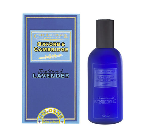 Czech & Speake Oxford & Cambridge Cologne Spray 100ml