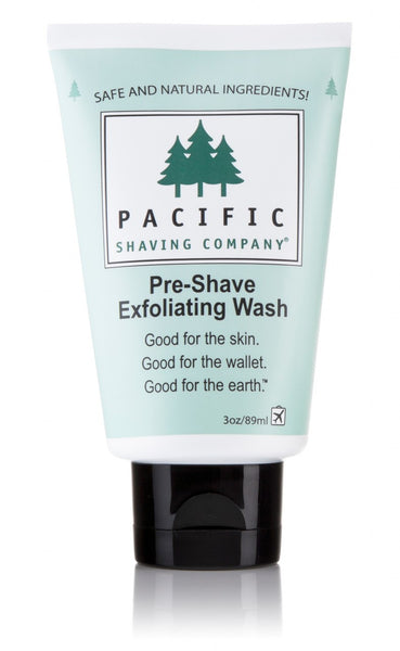 Pacific Shaving Company Pre-Shave Exfoliating Wash