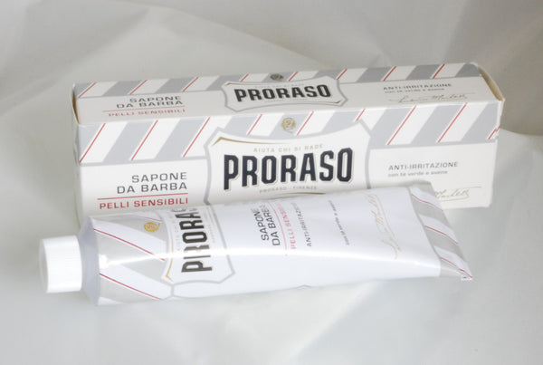 Proraso Shaving Cream in a Tube - White