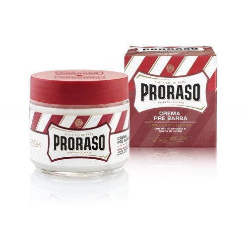 Proraso Pre-shaving Cream  - Red